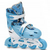 In-line Roller Kids P - (30-33) Azul