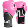 Luva Boxe Everlast pro Style Elite Training 14 Oz Rosa