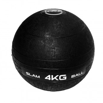 Bola de Peso Slam Ball Cross Fit 4kg - Liveup